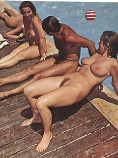 Vintage Nudist Galleries Pictures