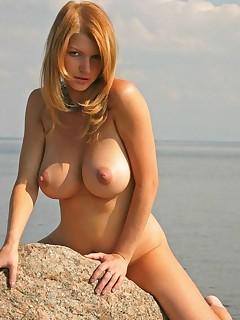 Big Nudist Tits Pictures